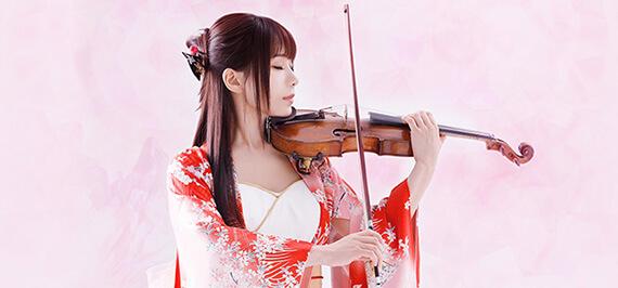 石川綾子 次世代プロヴァイオリンユニットS.V.G.追加メンバーオーディション