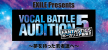 EXILE VOCAL BATTLE AUDITION