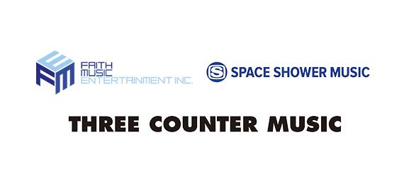 THREE COUNTER MUSIC