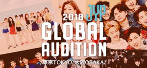 2018 JYP GLOBAL AUDITION