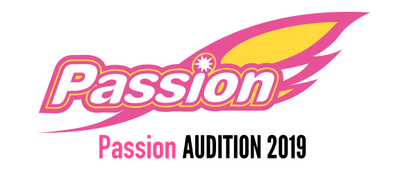 Passion Audition 2019