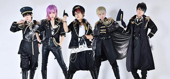 男装ユニット Vipera