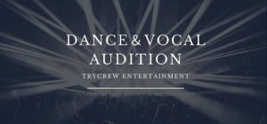 "トライクルー ""DANCE&VOCAL AUDITION"""