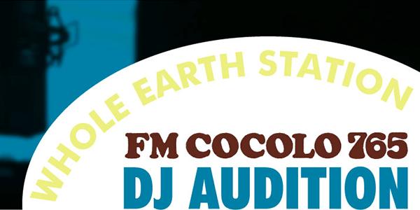 FM COCOLO 765 DJ AUDITION