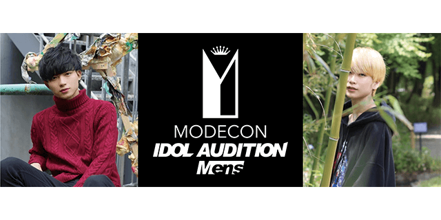 MODECON IDOL AUDITION Mens vol.2